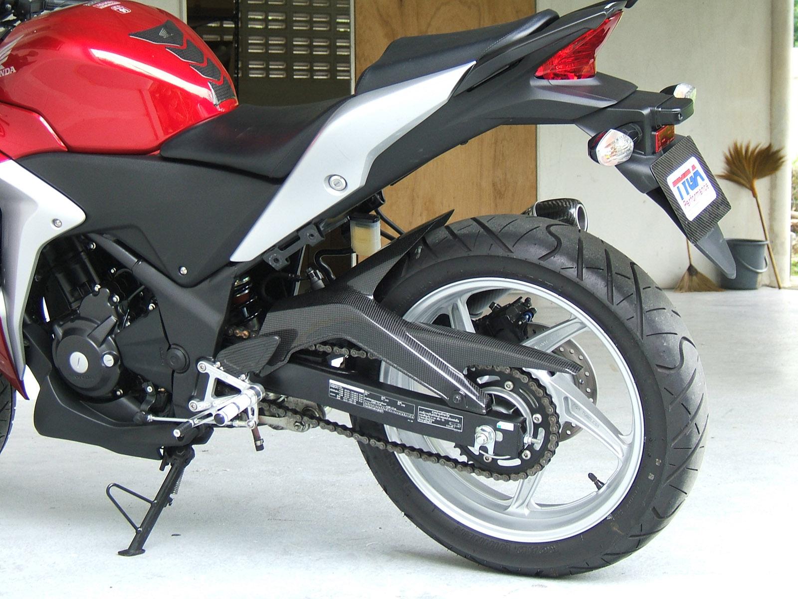 Honda CBR 250 R 11-14 Rear Performance Brake Pads