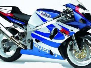 GSX-R600/750 K6-K7