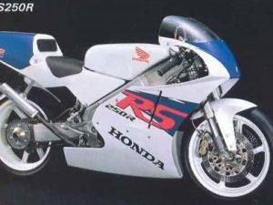RS250R NF5 & NX5