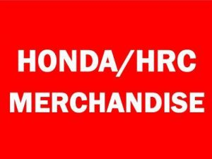 Official Honda/HRC Merchandise