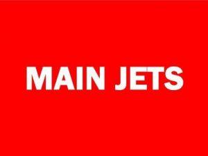 Main Jets