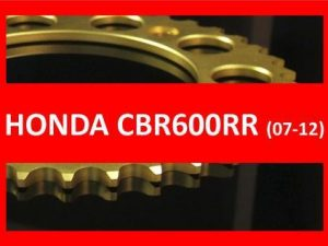 CBR600RR 07-12
