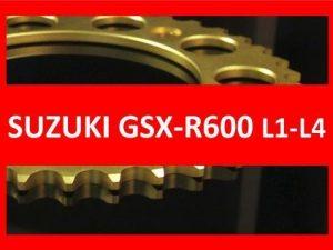 GSX-R600 L1-L4