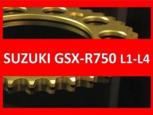 GSX-R750 L1-L4