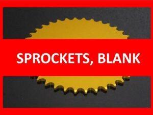 Sprockets, Blank