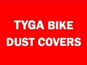 TYGA Bike Dust Covers