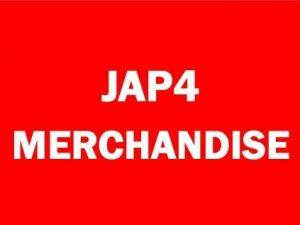 Jap4 Merchandise