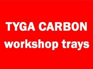 TYGA Carbon Workshop Trays