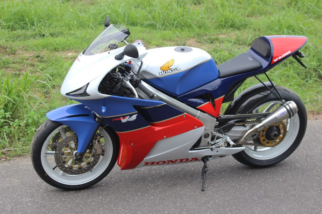 Honda NC30 VFR400R Force V4 - Jap4Performance TYGA U K