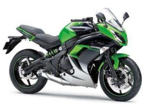 Kawasaki ER6N/Ninja650